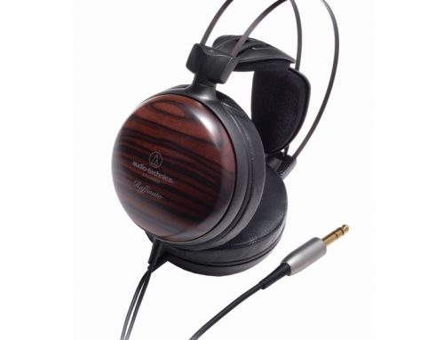 Audio-Technica ATH-W5000 Raffinato Headphone Review