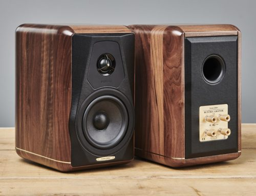 Sonus faber Launches Minima Amator II Loudspeaker at Munich High End Show
