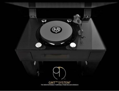 Wilson Benesch Introduces the GMT ONE Turntable Featuring the Most Accurate Drive System Ever Developed for a Turntable