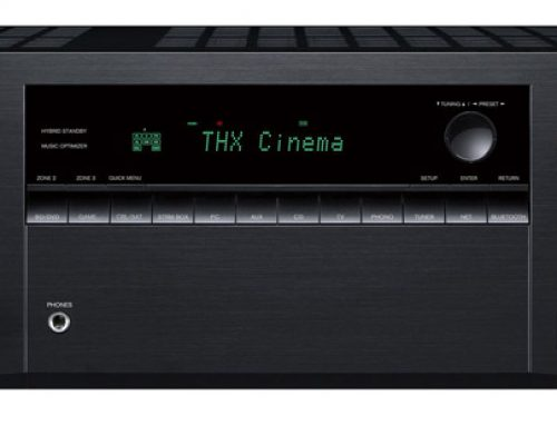Onkyo Intros TX-NR797 and TX-NR696 Network AV Receivers