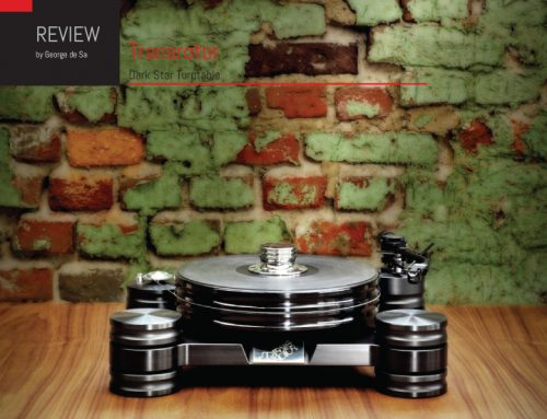 Transrotor Dark Star Turntable Review