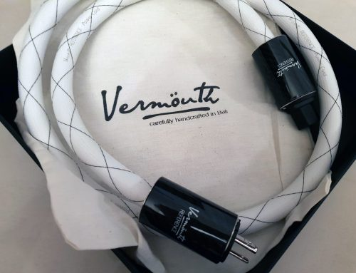 Vermouth Audio Reference Series XLR Interconnect Cable and Power Cable Review
