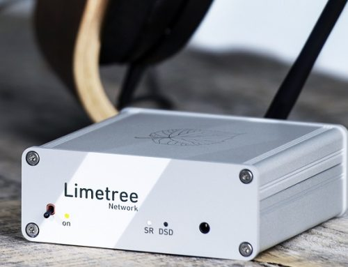 Lindemann Audio Limetree Network DAP / Headamp Review
