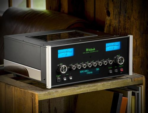 McIntosh Announces the C53 Preamplifier