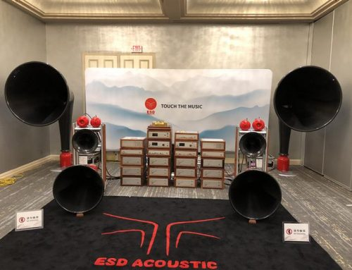 New York Audio Show, Coming Nov. 8-10, to the Park Lane Hotel