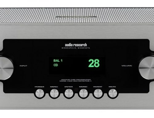 Audio Research LS28 Vacuum Tube Pre-amplifier Review