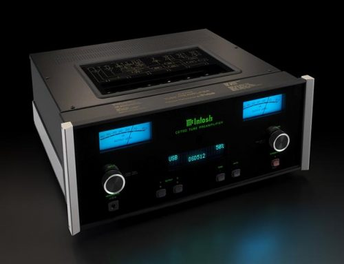 McIntosh Releases the C2700 Vacuum Tube Preamplifier