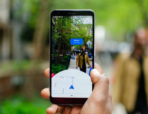 Augmented Reality for Google Maps: How To Use Live View