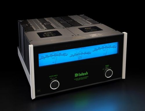 McIntosh Reveals the MC257 7-Channel Power Amplifier