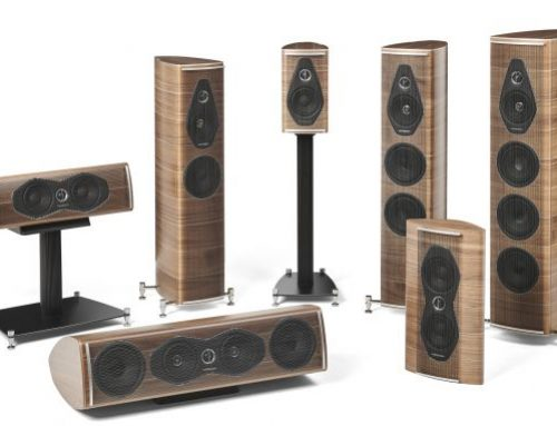 Sonus faber Launches New Olympica Nova Collection at RMAF