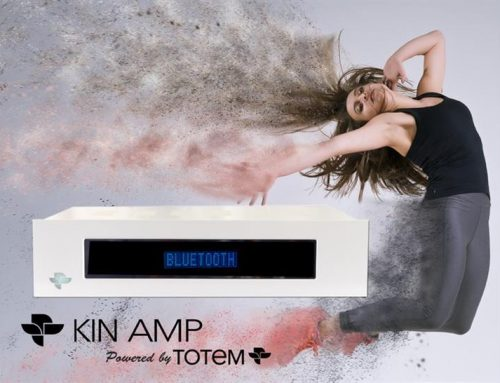 Totem Introduces KIN AMP, the Company's First Integrated Amp
