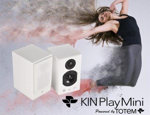 Totem Reveals KIN Play Mini Powered Bluetooth Speakers