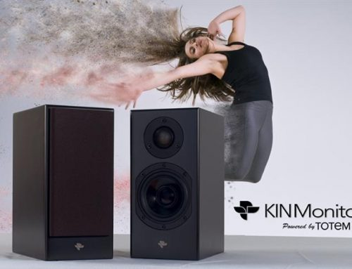 Totem Launches KIN Monitor Bookshelf Speakers