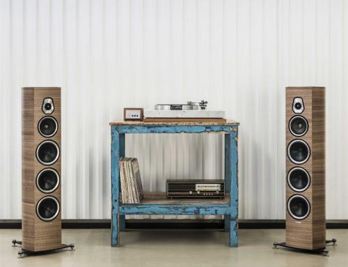 Sonus Faber Sonetto VIII Floorstanding Loudspeaker Review