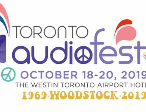 Toronto Audiofest Is Coming This Week, Oct. 18-20