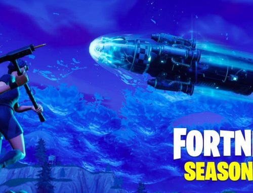 "UPDATE Fortnite Season 11 : Epic Plays Ultimate Black Hole Prank, ""It's Gone"""