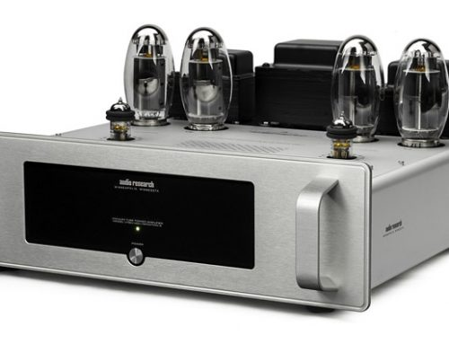 Audio Research VT80 SE Vacuum Tube Power Amplifier Review