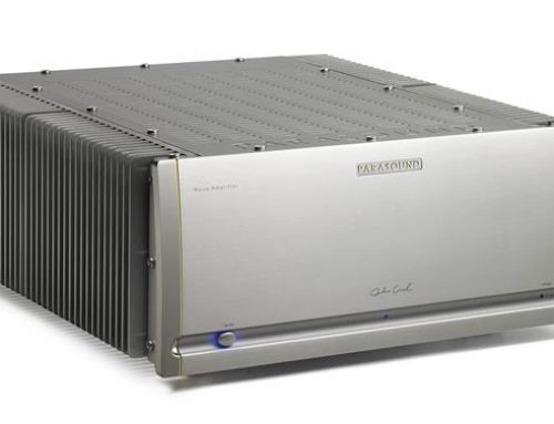 Parasound Flagship Halo JC 1+ 450-Watt Monoblock Power Amplifier