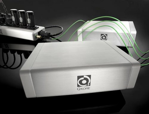 NORDOST QRT Power Products Review. Part 2 of 3: QKORE Ground Unit and QKORE Wires