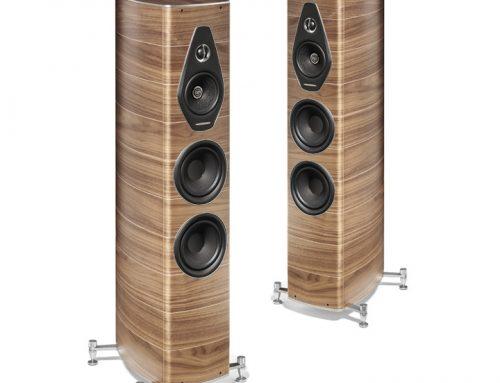 Sonus Faber Olympica Nova III Loudspeaker Review