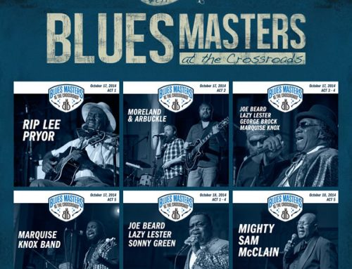 Enjoy the Music.com To Rebroadcast Live Stream Of Blues Masters At The Crossroads – This Friday and Saturday
