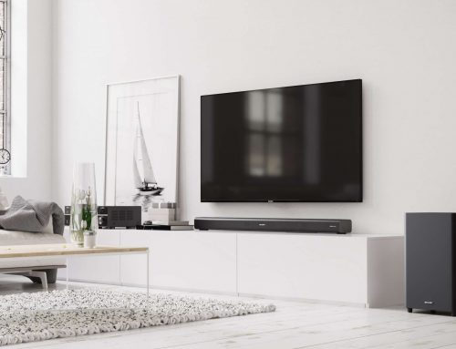 Press Release: New Sharp Products Pack Entire Dolby Atmos® System Into Single Soundbar