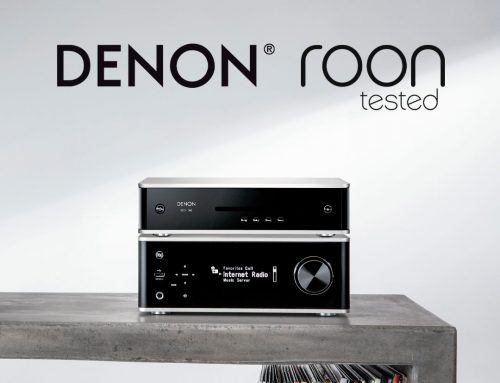 Press Release: Sound United Brings Roon Compatibility To Denon and Marantz Products