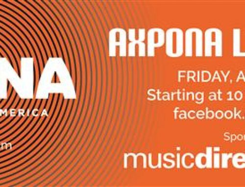 AXPONA Livestream on Facebook – Today From 11am-7:30pm EST