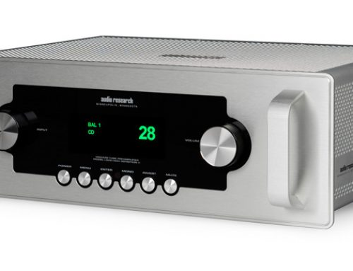 Audio Research Launches LS28SE Preamp
