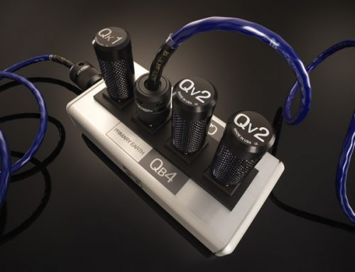 NORDOST QRT Power Products Review. Part 3 of 3: QVIBE Qv2 AC Line Harmonizer & QKOIL QK1 AC Enhancer