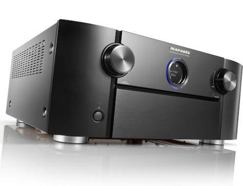 Marantz Introduces New 8K-Ready A/V Receivers