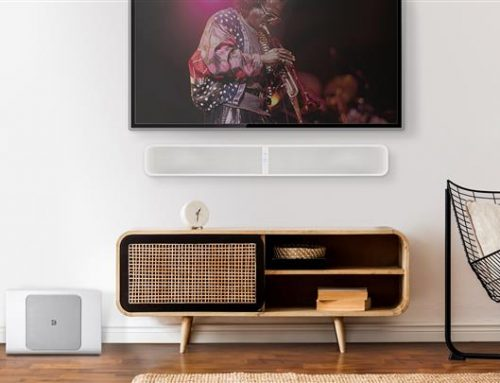 Product News: Bluesound  PULSE SUB+ Powered Subwoofer