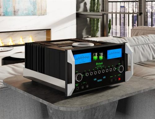 Product News: McIntosh MA12000 Hybrid Integrated Amplifier