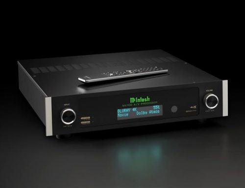 Product News: McIntosh MX100 Processor and MI347 7-Channel Amplifier