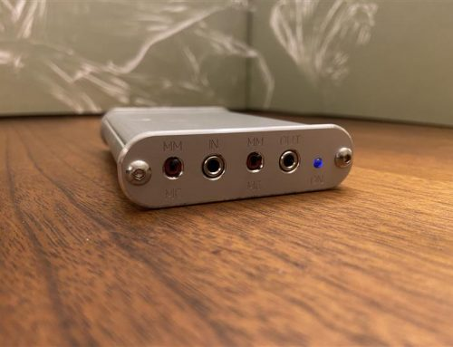 Swan Song Audio Mini Phono: Phono Preamplifier + USB ADC Review