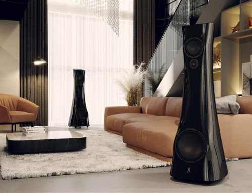 Estelon Celebrates 10 Year Anniversary By Updating Its Iconic Speakers
