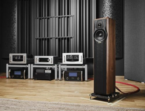 Product News: Sonus faber Maxima Amator Loudspeaker