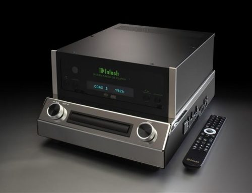 Product News: McIntosh MCD85 SACD/CD Player